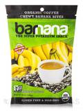 Organic Coffee Chewy Banana Bites - 3.5 oz (100 Grams)