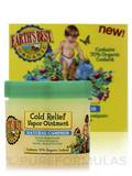 Organic Cold Relief Vapor Ointment 2.8 oz