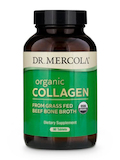 Organic Collagen from Grass Fed Beef Bone Broth - 90 Tablets