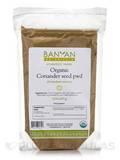 Organic Coriander Seed Powder 0.5 Lb (227 Grams)