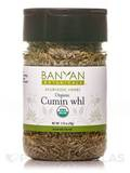 Organic Cumin Seed Whole (Spice Jar) 2.74 oz (78 Grams)
