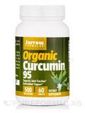 Organic Curcumin 95 (500 mg) - 60 Tablets