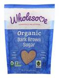 Organic Dark Brown Sugar - 24 oz (680 Grams)