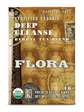 Organic Deep Cleanse Herbal Tea Blend - 16 Tea Bags