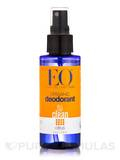 Organic Deodorant Spray, Citrus - 4 fl. oz (118 ml)