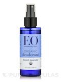Organic Deodorant Spray - French Lavender - 4 fl. oz (118 ml)