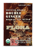Organic Double Ginger Herbal Tea Blend - 16 Tea Bags