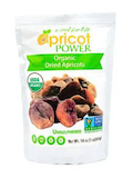 Organic Dried Apricots - 16 oz (454 Grams)