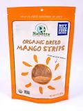 Organic Dried Mango Strips - 8 oz (227 Grams)