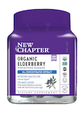 Organic Elderberry Whole-Food Gummies - 60 Vegan Gummies