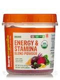 Organic Energy & Stamina Blend Powder - 8 oz (227 Grams)