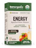 Organic Energy Superfood Water Enhancer, Citrus Flavor - 5 Stick Packets (1.15 oz / 32.5 Grams)