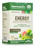 Organic Energy Superfood Water Enhancer, Citrus Flavor - 12 Stick Packets (2.75 oz / 78 Grams)