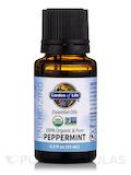 Organic Essential Oil, Peppermint - 0.5 fl. oz (15 ml)