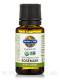Organic Essential Oil, Rosemary - 0.5 fl. oz (15 ml)