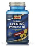 Organic Evening Primrose Oil 60 Softgels