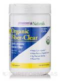 Organic Fiber-Clear - 9.9 oz (280 Grams)