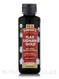 Organic Flax Lignan Gold - 8 fl. oz (236 ml)
