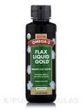 Organic Flax Liquid Gold 8 oz