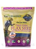 Organic Flax Meal plus local harvest fruits & berries 12 oz (340 Grams)