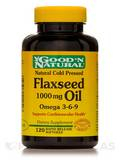 Flaxseed Oil (Linseed) 1000 mg - 120 Softgels