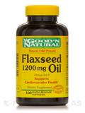 Flaxseed Oil 1200 mg - 100 Softgels