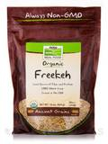 NOW® Real Food - Organic Freekeh - 16 oz (454 Grams)
