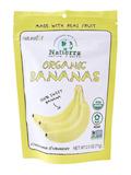 Organic Freeze-Dried Bananas - 2.5 oz (71 Grams)