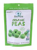 Organic Freeze-Dried Peas - 2.2 oz (62 Grams)