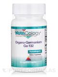 Organic Germanium Ge-132 - 50 Vegetarian Capsules