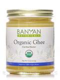 Organic Ghee 7.5 oz (212 Grams)