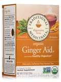 Organic Ginger Aid Tea - 16 Tea Bags