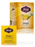Organic Ginger Tea - 16 Tea Bags