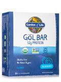 Organic GoL Bar, Blueberry - Box of 12 Bars