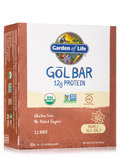Organic GoL Bar, Maple Sea Salt - Box of 12 Bars