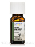 Organic Grapefruit Essential Oil 0.25 fl. oz