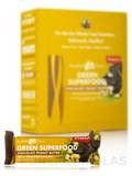 Organic GREENSuperFood Chocolate Peanut Butter Protein Bar - CASE OF 12 BARS (F)
