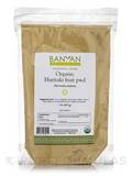Organic Haritaki Fruit Powder 1 Lb (454 Grams)
