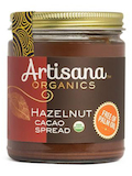 Organic Hazelnut Cacao Spread - 8 oz (227 Grams)