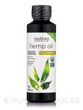 Organic Hemp Oil (PET Bottle) 8 fl. oz