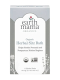 Organic Herbal Sitz Bath - 6 Herbal Pads