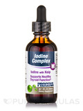 Organic Iodine 1 oz (30 ml)