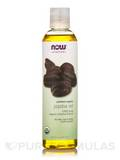 NOW® Solutions - Organic Jojoba Oil - 8 fl. oz (237 ml)