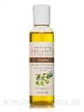 Organic Jojoba Skin Care Oil - 4 fl. oz