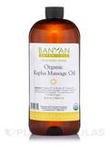 Organic Kapha Massage Oil 36 fl. oz (1064 ml)