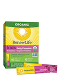 Organic Kids Daily Complete Probiotics + Prebiotics 10 Billion CFU - 30 Packets