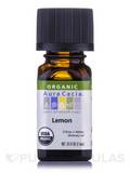 Organic Lemon Essential Oil 0.25 fl. oz