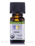 Organic Lemon Essential Oil - 0.25 fl. oz