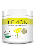 Organic Lemon Powder - 4.2 oz (120 Grams)