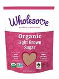 Organic Light Brown Sugar - 24 oz (680 Grams)